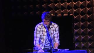 Jon McLaughlin - Why I'm Talking To You - Holding My Breath Tour in NYC 2013