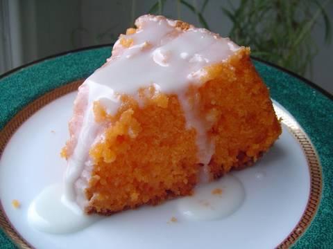 Video Recipes using Cake Mixes: #4 Orange Cake