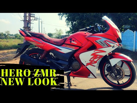 Hero ZMR WRAPPING  NEW  LOOK..