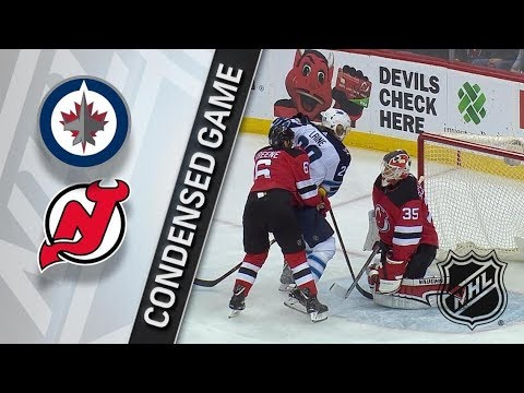 Winnipeg Jets vs New Jersey Devils – Mar. 08, 2018 | Game Highlights | NHL 2017/18. Обзор