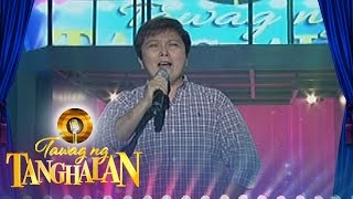 Tawag ng Tanghalan: Marty Liñan | The One That You Love