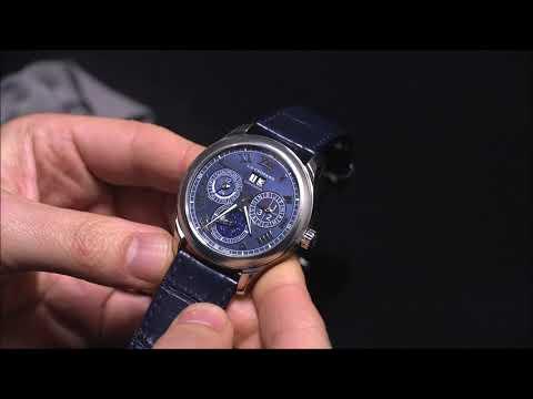 Chopard L.U.C Lunar One Platinum Watch Review | aBlogtoWatch