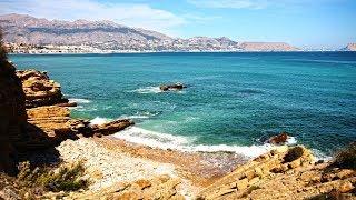 Испания, Альбир, продажа дома с участком на первой линии у моря, дорогая недвижимость в Испании