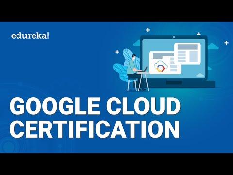 Google Cloud Certification path - GCP - YouTube