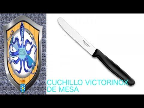 El Mejor Cuchillo de mesa victorinox