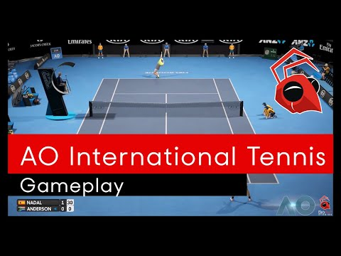 AO Tennis in action thumbnail