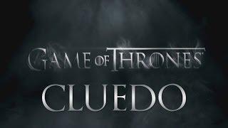 Game of Thrones Season 4 cast play Cluedo GoT style