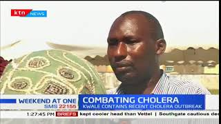 Combating Cholera: Kwale County contains recent cholera outbreak