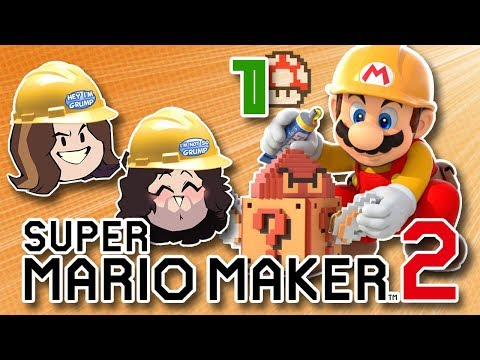 Mario Maker 2 - 1 - Boss Ross Level Imposs!