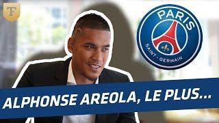 """L'interview """"Le plus..."""" d'Alphonse Areola"""