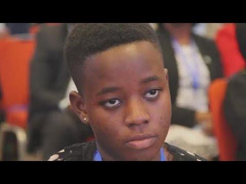 Le combat d'une jeune Ougandaise contre le changement climatique Le combat d'une jeune Ougandaise contre le changement climatique