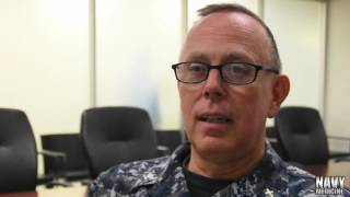 Chaplain of Navy Medicine Remembers Sept. 11, 2001