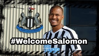 Official: Salomon Rondon loan swap with Dwight Gayle | Adam Armstrong leaves