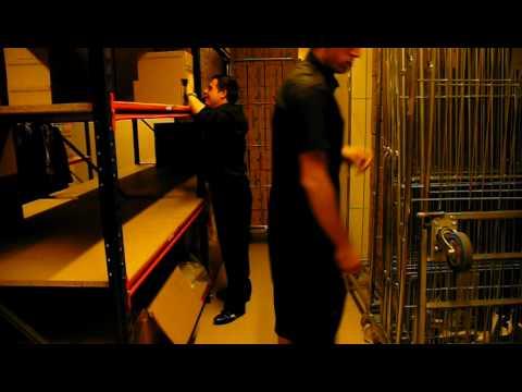 Watch videoSíndrome de Down: empleado n.19