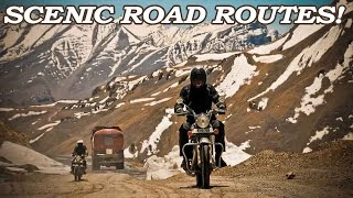 10 Most Scenic Road Routes In India - Tens Of India
