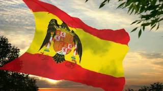 Flag And Anthem Of Spain (1977-1981)