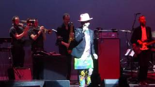 """""""These Boots Are Made for Walkin"""" Boy George@Borgata Event Center Atlantic City 5/29/16"""