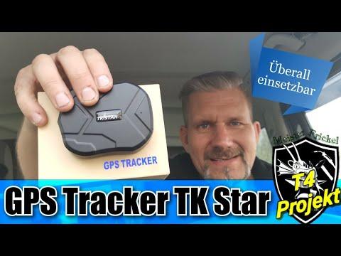 GPS Tracker TK Star mobil