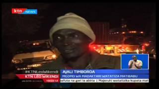 KTNLeo: Watu sita wameaga dunia kwenye ajali ya barabarani katika eneo la Kahoya, Timboroa