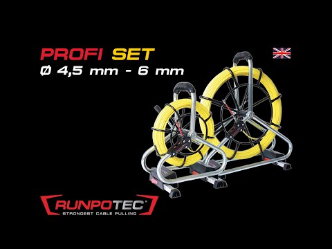 Video: Information Video - Runpotec Pro Set Cable Rodder