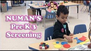 NUMAN'S PRE-K 3 SCREENING: Kids Fun Day/ 4 Kids Toy Review