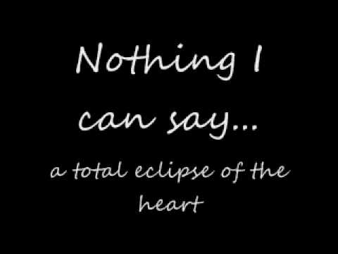 Total Eclipse of the Heart (Song) by Glee Cast, Jonathan Groff, Cory Monteith,  and Lea Michele