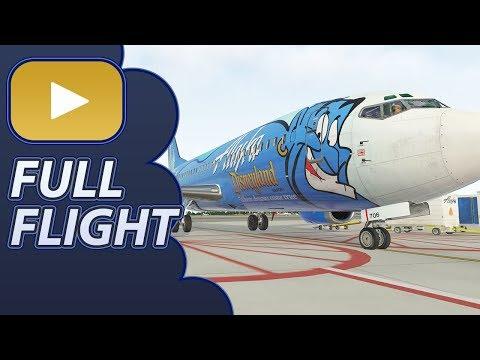 Aus Flight Simmer] Live Stream | IXEG 737 | PANC - PAKT - ON