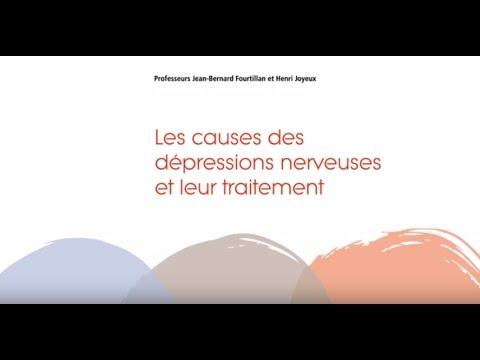 Les causes des dépressions nerveuses et leur traitement (Fr) – Pr Jean-Bernard Fourtillan