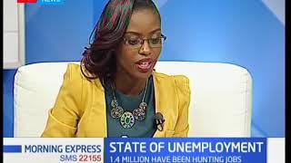 Kenya National Bureau Of Statistics Reveal A Survey Showing Over 7 Million Kenyans Are Unemployed P2