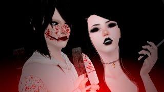 |LS3| (AUDICIONES ABIERTAS) Jeff the Killer VS Jane the Killer [Creepypasta]