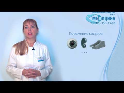 Видео Neumyvakin на диабет тип 2