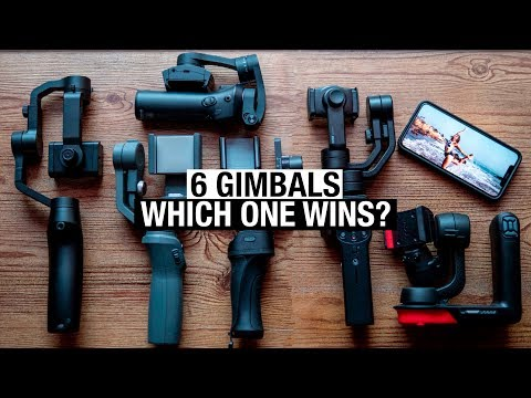 Smartphone Gimbal Shootout – Osmo Mobile 2 vs Movi Cinema Robot vs Zhiyun Smooth 4