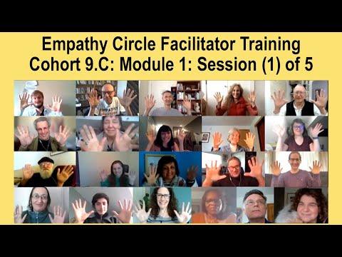 Empathy Training: Cohort 9.C: Module 1: Session 1 of 5 - YouTube