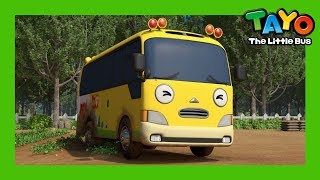 Tayo S5 Premiere l A playground's secret with mess! l Tayo the Little Bus