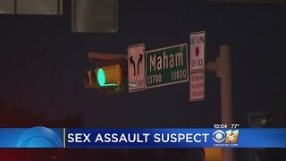 Police In Dallas Seek Aggravated Sexual Assault Suspect
