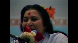 Rede zu Beginn der Indien Tour, Mumbai, Indien, 13.1.1985 thumbnail