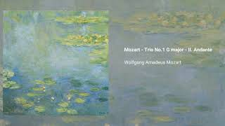 Piano Trio in G major, K.496
