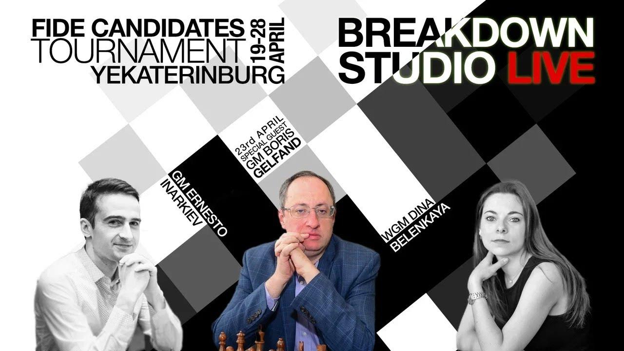 Candidates Breakdown Round 11