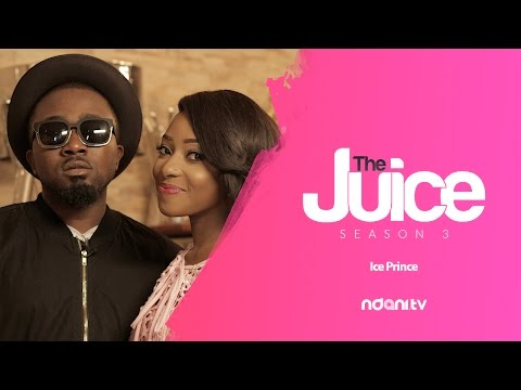 "Ice Prince Talks Fatherhood, Music & More on ""The Juice"""
