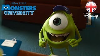 Trailer 2 - Monsters University