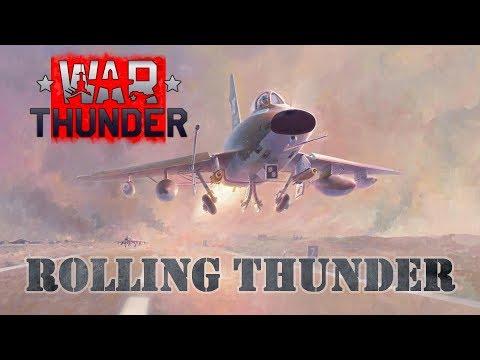 War Thunder - Rolling Thunder