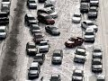 Icy weather in Atlanta leaves thousands stranded