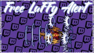 FREE ANIME ALERTS FOR TWITCH! (LUFFY) Download and Tutorial