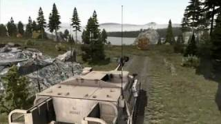 M109A6 Paladin Firemission /w Custom Mapgrid ( Test Video / How To )