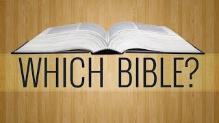 119 Ministries - Which Bible?