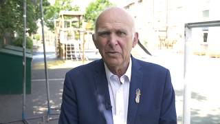 Sir Vince Cable's message for School Diversity Week 2018