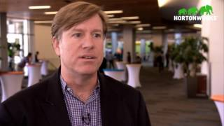Teradata Partner Interview at Hadoop Summit San Jose 2016