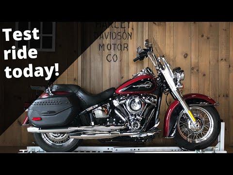 2020 Harley-Davidson HERITAGE CLASSIC in Harrisburg, Pennsylvania - Video 1