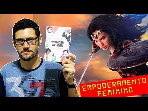 WONDER WOMEN ? IRMÃOS LIVREIROS | @danyblu @irmaoslivreiro