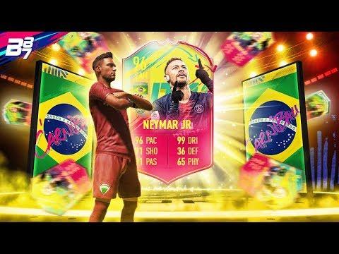 CARNIBALL NEYMAR IN A PACK!!!! | FIFA 19 ULTIMATE TEAM